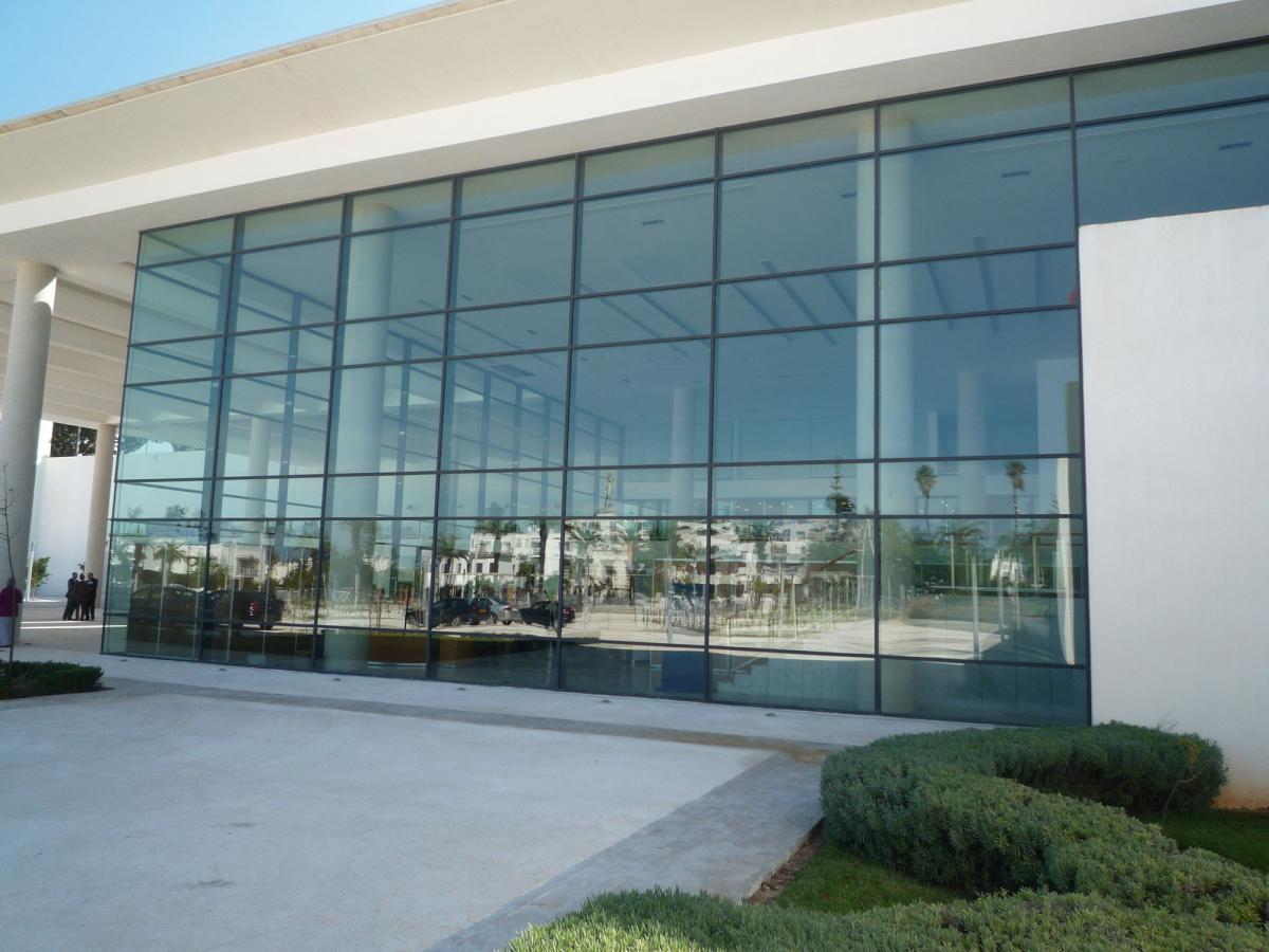 Menuiseries Aluminium Algerie Sanalu Fabricant Et Poseur De Profiles Alu